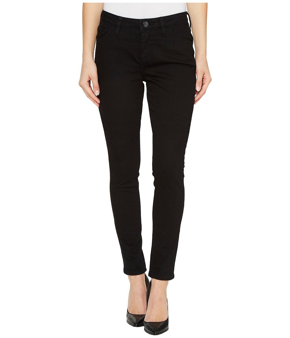 Jag Jeans Sheridan Skinny Platinum Denim in Black (Black) Women