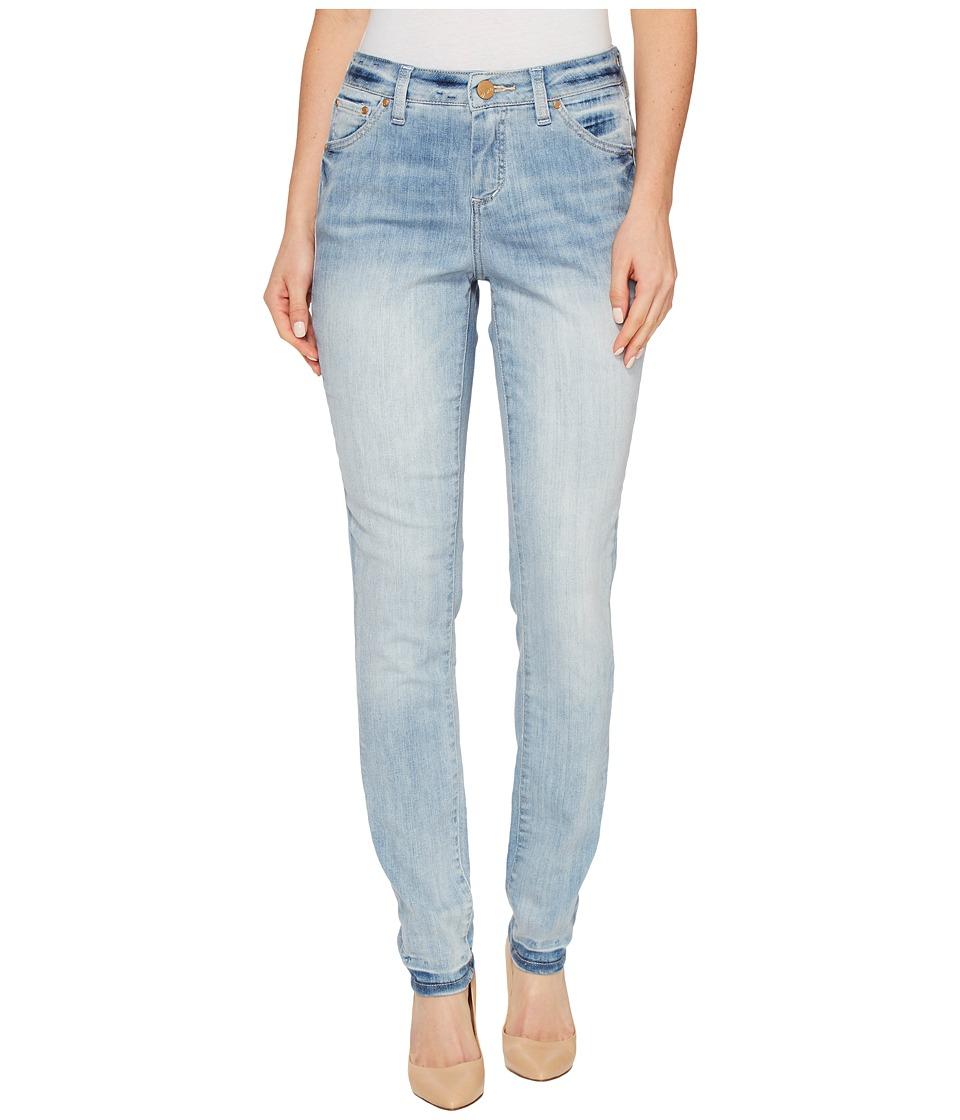 Jag Jeans Sheridan Skinny Platinum Denim in Cool Blue (Cool Blue) Women