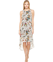 Karen Kane - Butterfly Hi-Lo Hem Dress