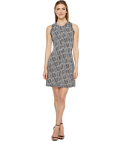 Karen Kane - Crew Neck Halter Dress