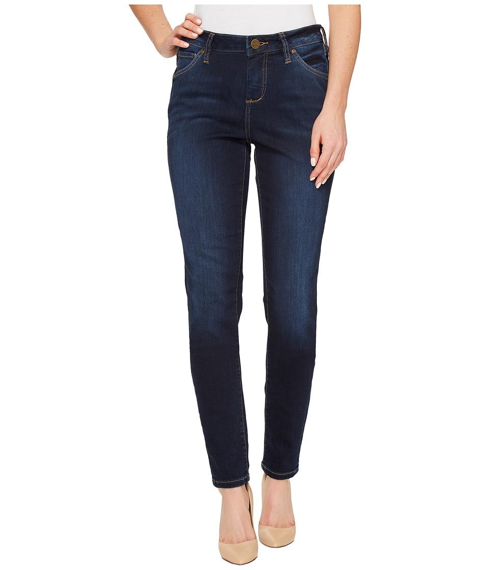 Jag Jeans Sheridan Skinny Platinum Denim in Indio (Indio) Women