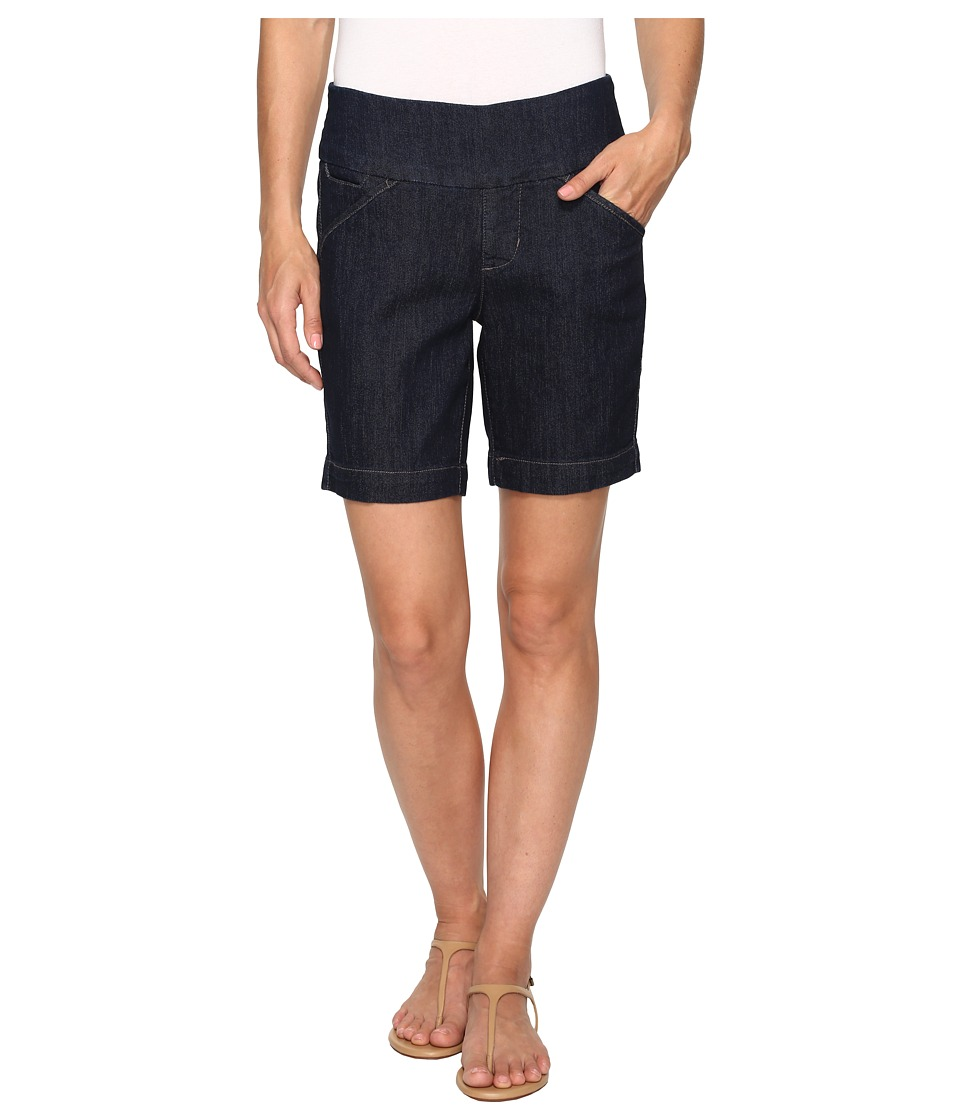 Jag Jeans Jag Jeans - Ainsley Pull-On 8 Shorts Comfort Denim in Dark Shadow