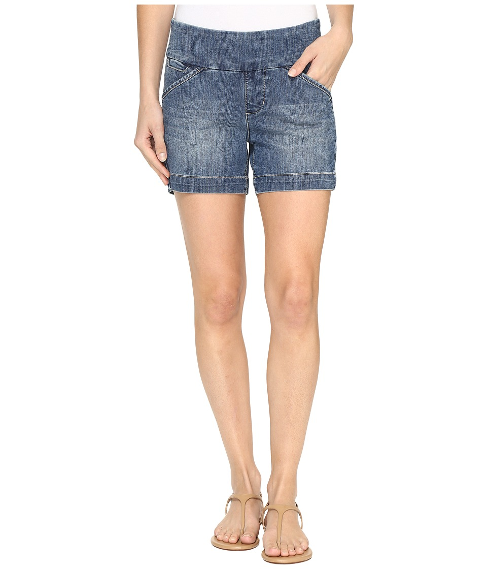 Jag Jeans Jag Jeans - Ainsley Pull-On 5 Shorts Comfort Denim in Weathered Blue