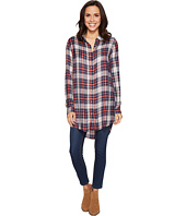 Jag Jeans - Magnolia Tunic in Rayon Plaid