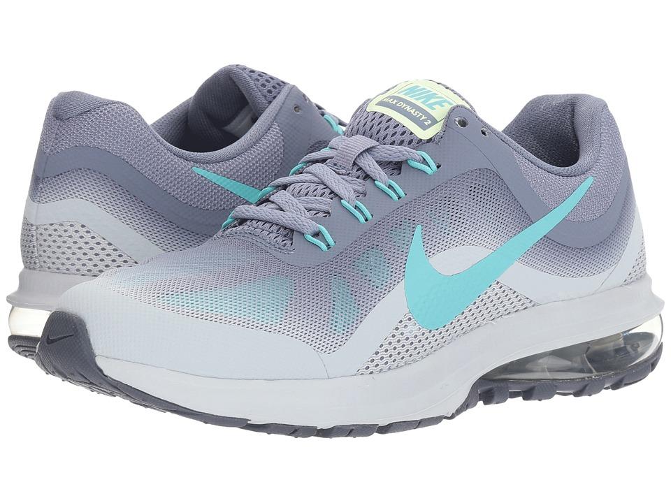 Nike Air Max Dynasty 2 (Dark Sky Blue/Aurora Green/Pure Platinum) Women