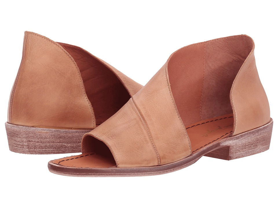 Free People Mont Blanc Sandal (Natural) Sandals