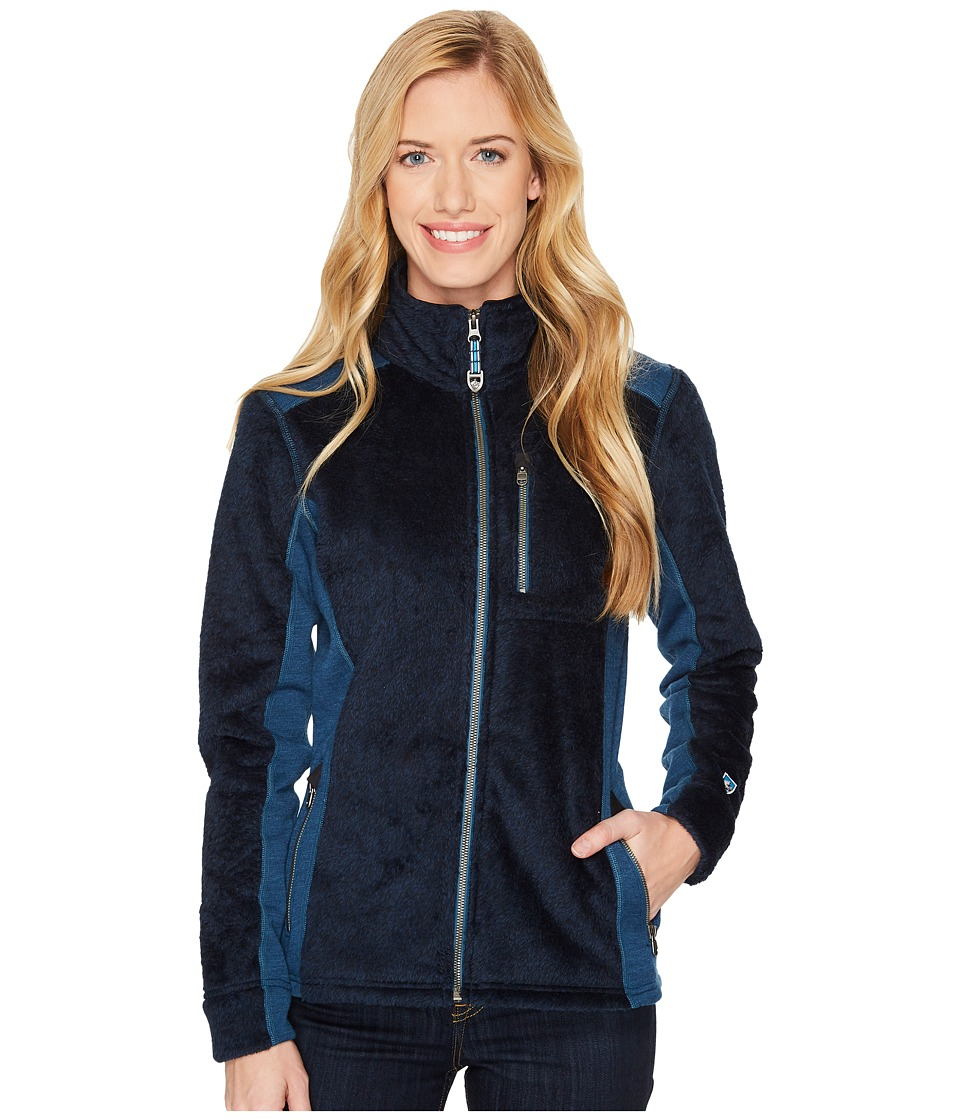KUHL PRODUCTS INC. Alpenlux (Marine) Women's Sweater