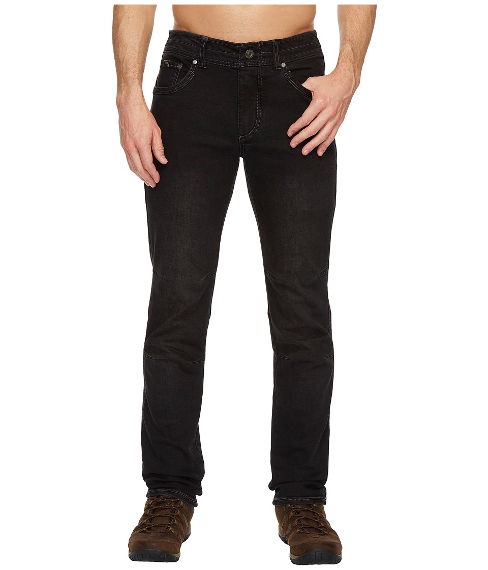 KUHL - Thermik Jeans (Black) Men's Jeans
