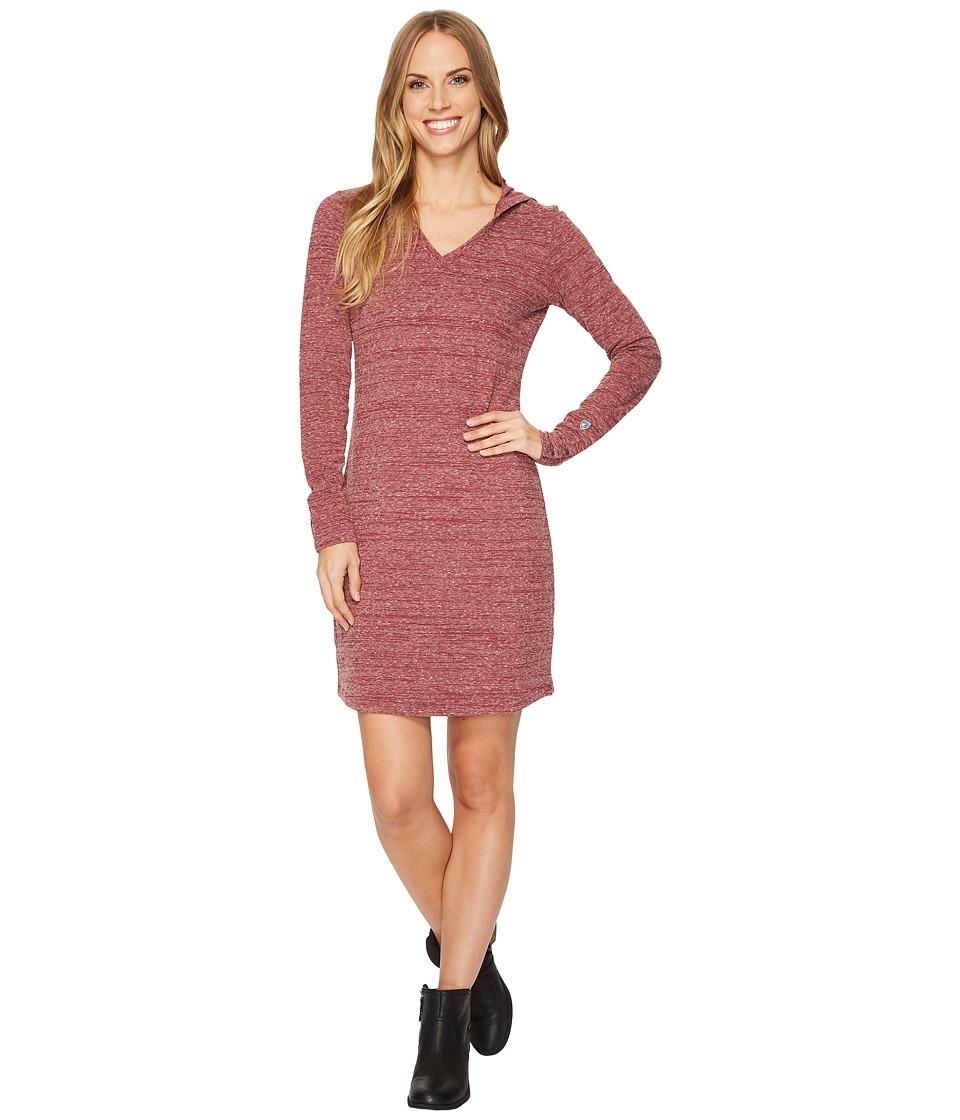 KUHL Amaranta Sweater Dress (Raisin) Women