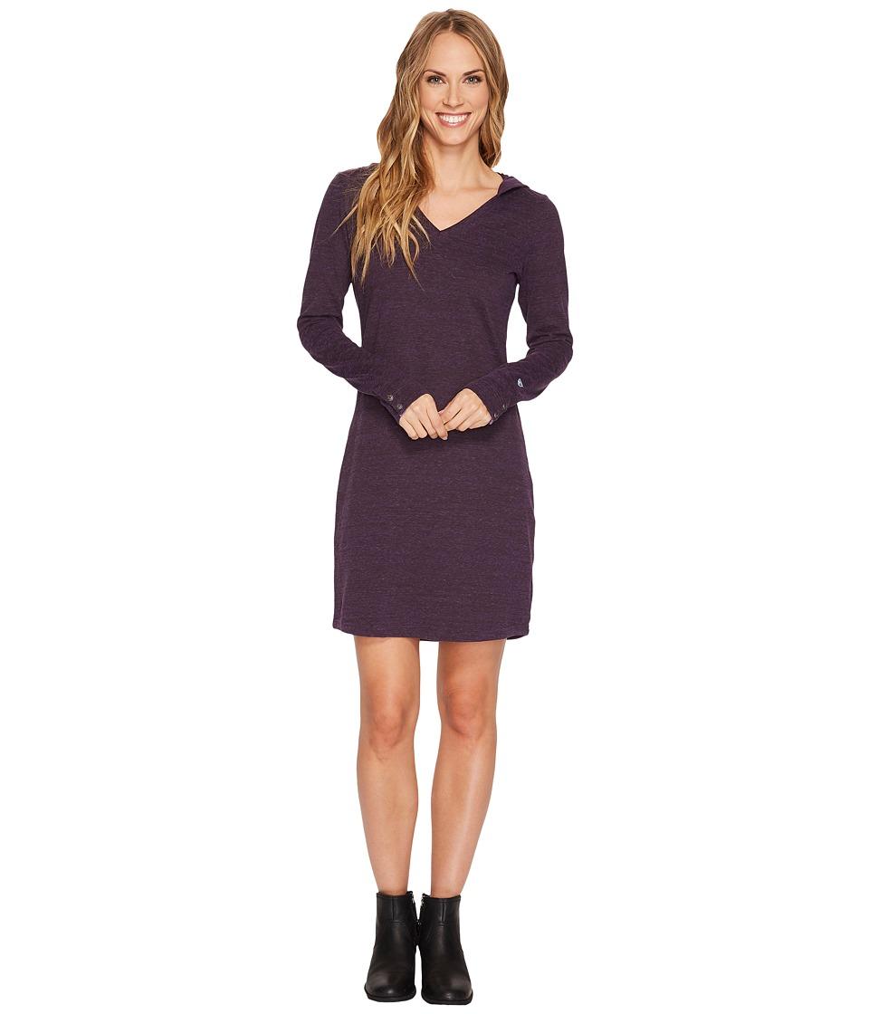 KUHL Amaranta Sweater Dress (Viola) Women