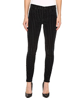 Hudson - Nico Mid-Rise Super Skinny Jeans in Linear