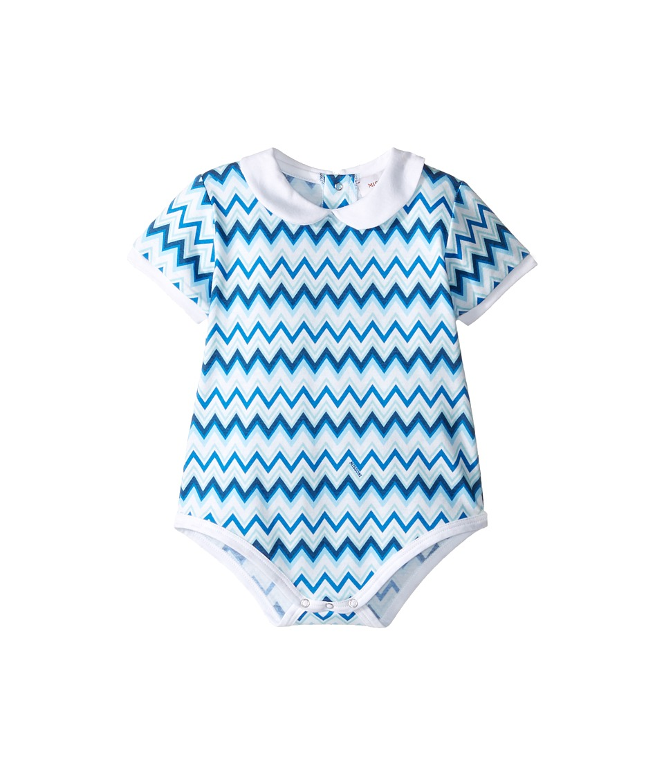 Missoni Kids - Jersey Zigzag All Over Printed One