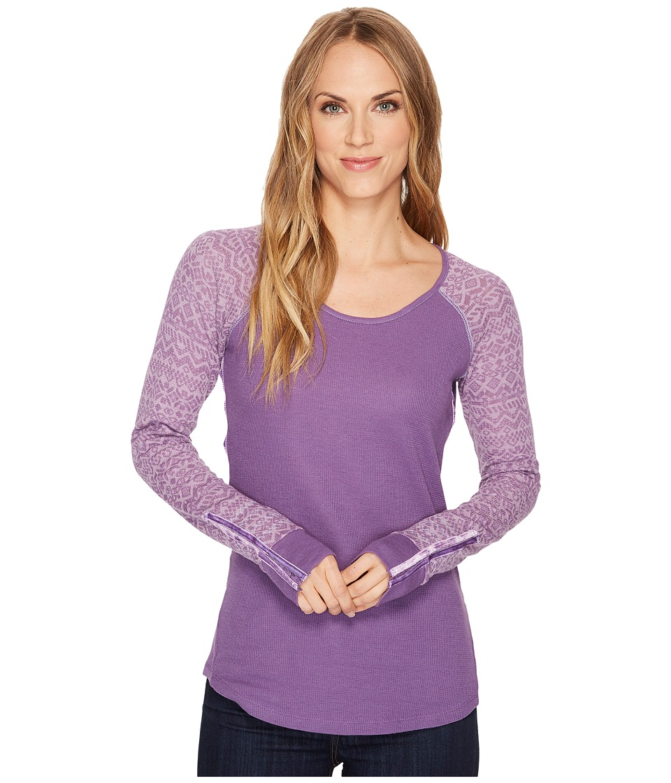 KUHL PRODUCTS INC. Alva Thermal (Viola Fair Isle) Women's...
