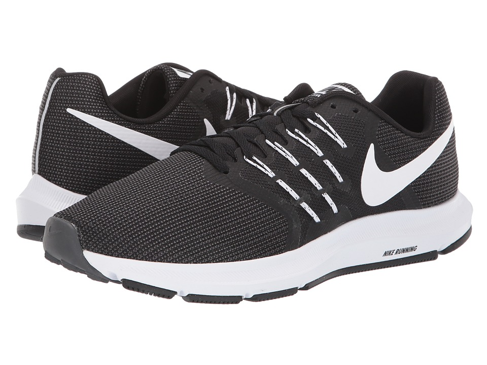 Nike Run Swift (Black/White/Dark Grey) Women's Running Shoes