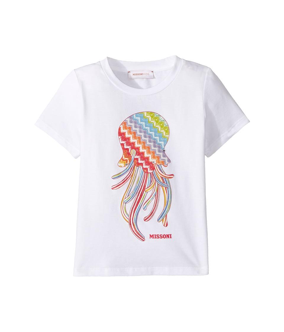 Missoni Kids - Placed Print Jellyfish T-Shirt