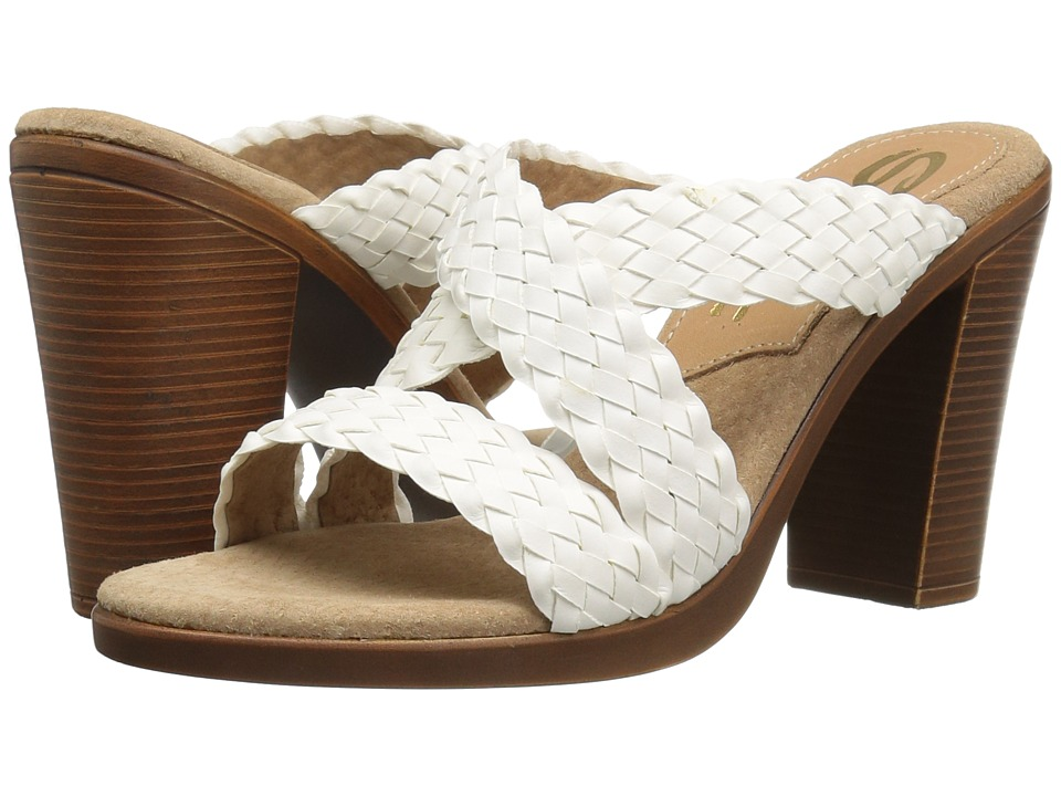 Sbicca - Vico (White) Women's Shoes