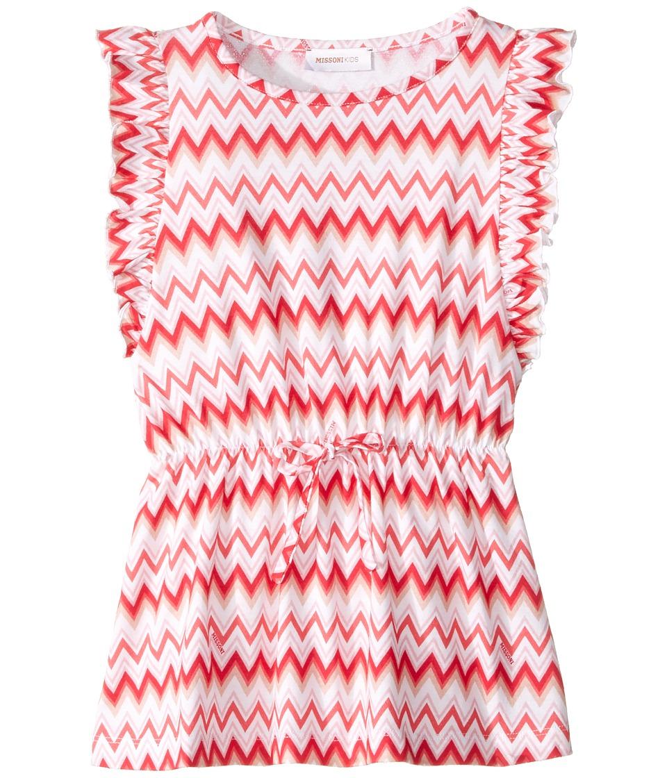 Missoni Kids - Printed Zigzag Dress