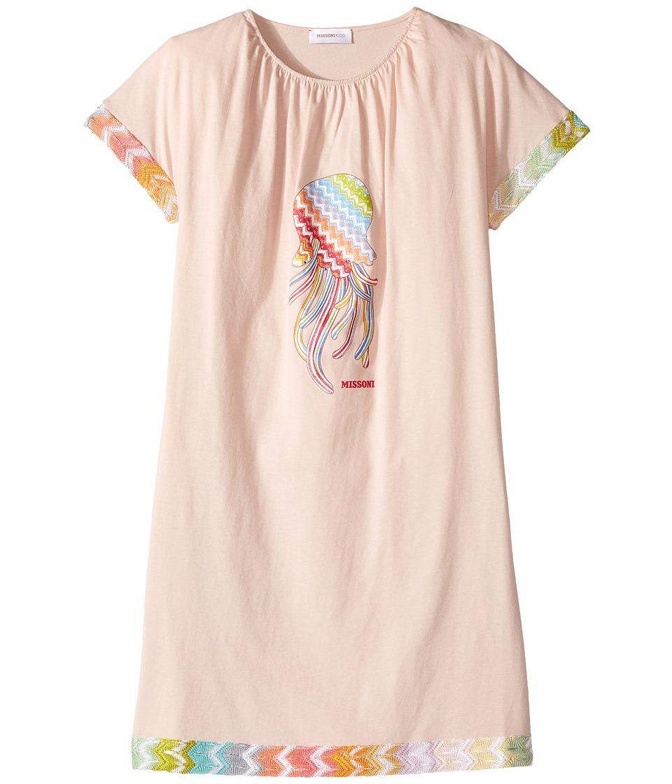 Missoni Kids - Placed Print Jellyfish Dress