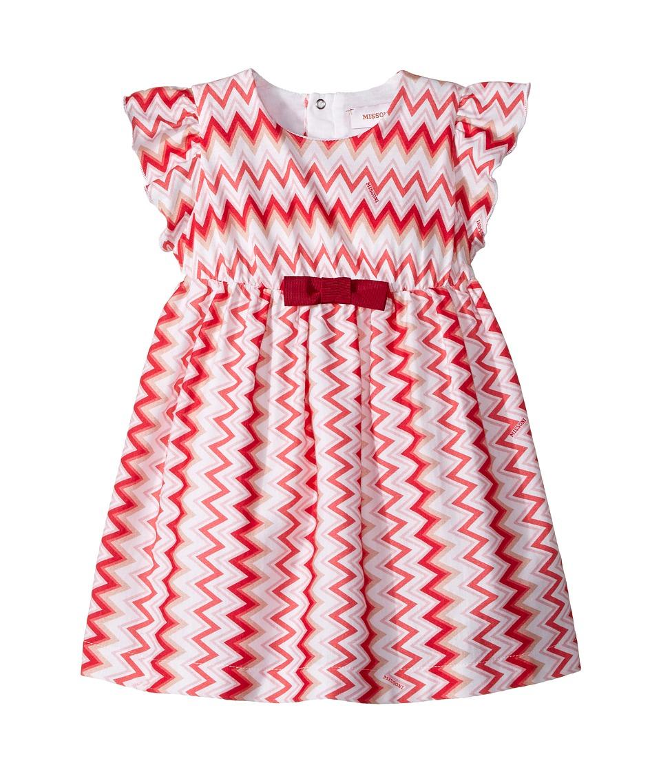 Missoni Kids - Jersey Zigzag Dress