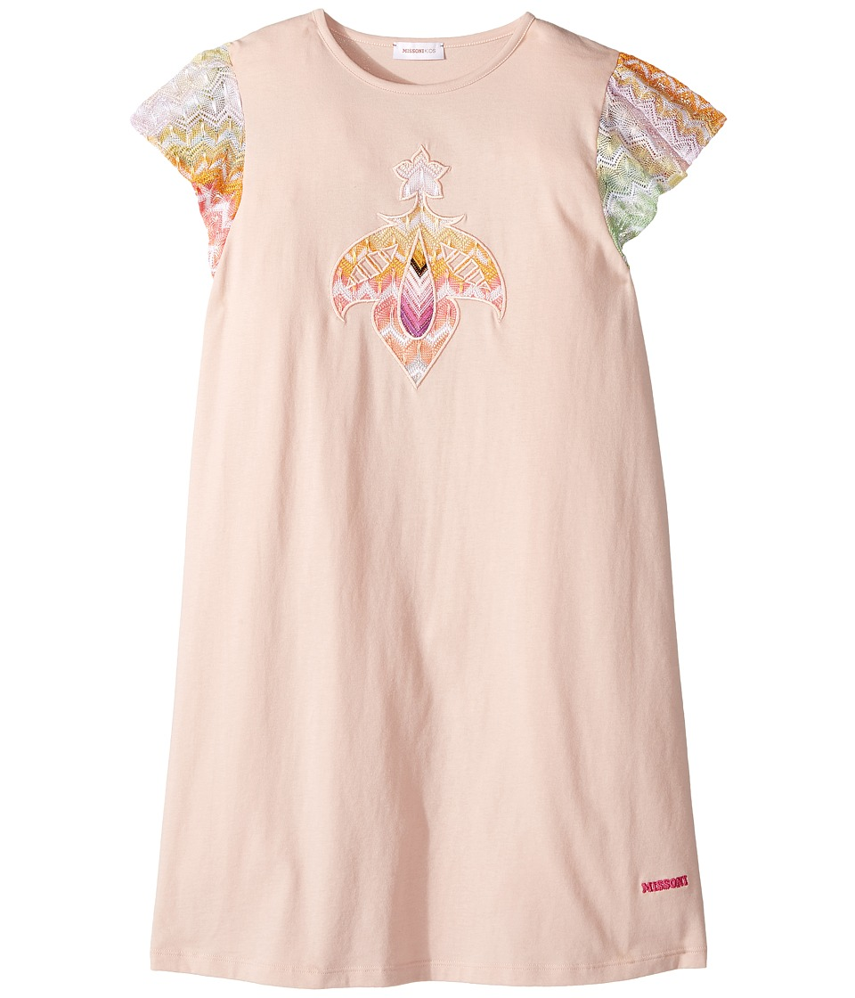 Missoni Kids - Embroidered Patch Dress