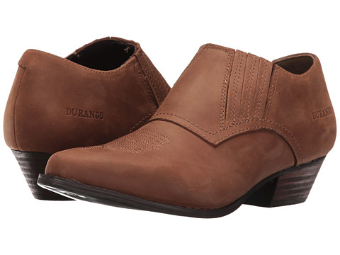 Durango Western Shoe Boot - Brown