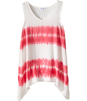 Splendid Littles - Tie-Dye Stripe Voile Tank Top (Big Kids)