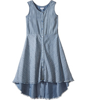 Splendid Littles - Printed Stripe Woven Dress (Big Kids)