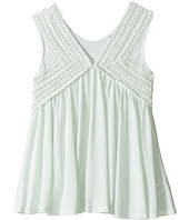 Splendid Littles - V-Neck Tank Top with Lace Trim (Big Kids)