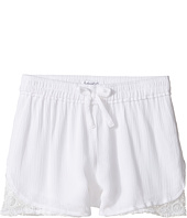 Splendid Littles - Gauze Lace Trim Shorts (Big Kids)