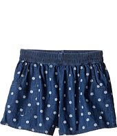 Splendid Littles - Printed Denim Shorts (Big Kids)