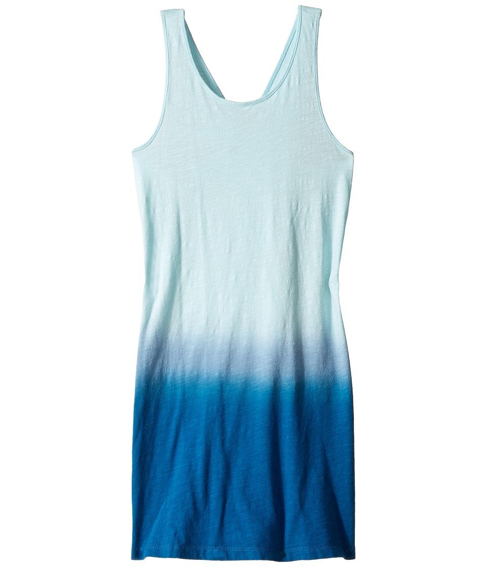 Splendid Littles - Dip-Dye Cross Back Dress