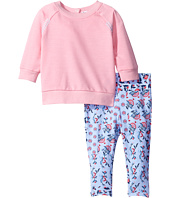 Splendid Littles - Whipstitch Pullover with Printed Leggings (Infant)