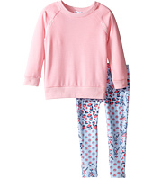 Splendid Littles - Whipstitch Pullover with Printed Leggings (Toddler)