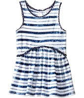 Splendid Littles - Indigo Striped Tie-Dye Swing Top (Toddler)