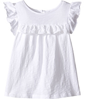 Splendid Littles - Always Flutter Short Sleeve Knit Top (Toddler)