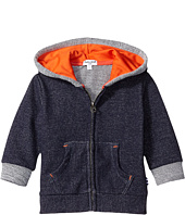 Splendid Littles - French Terry Mesh Zip-Up Hoodie (Infant)