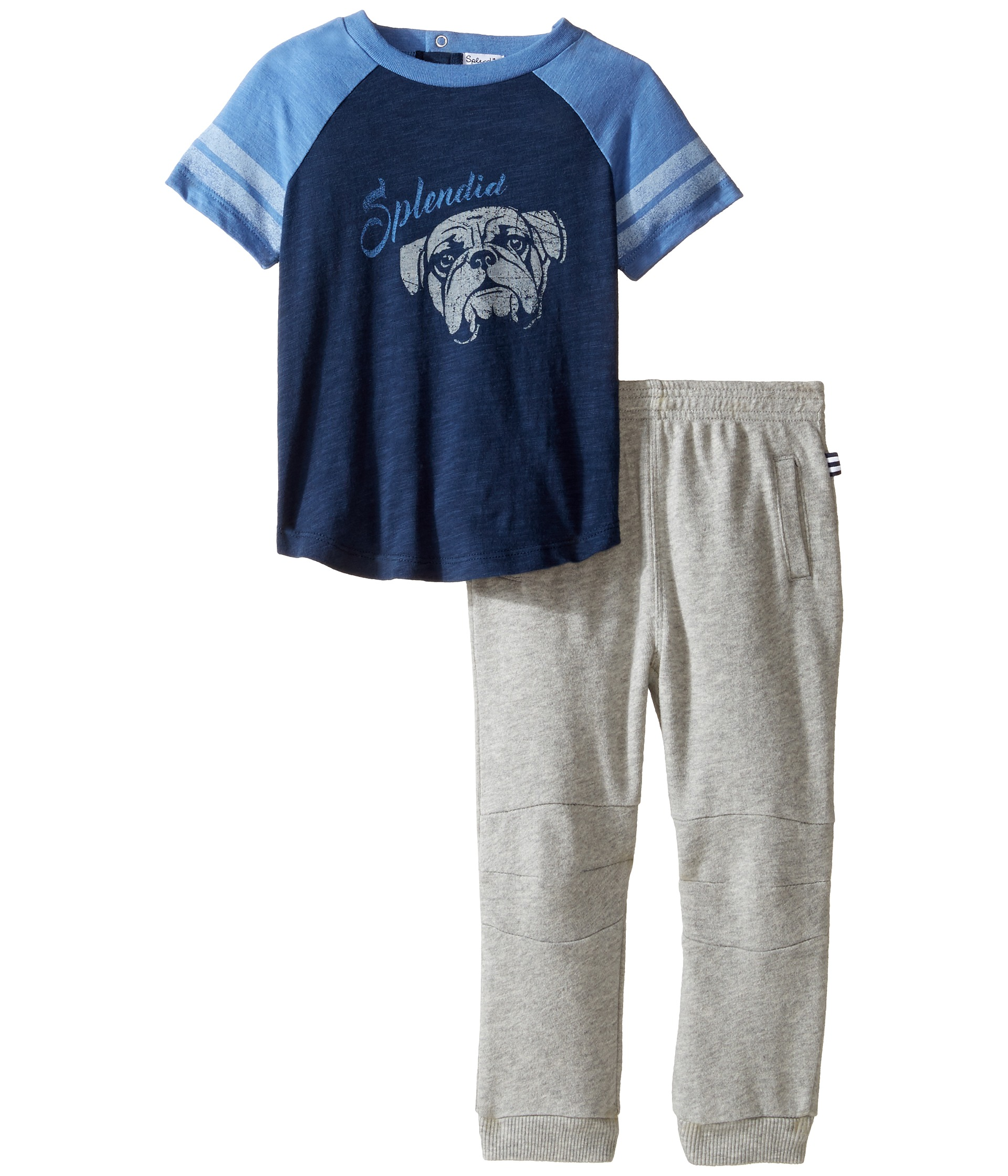 Splendid littles athletic set with french terry pants for Splendid infant
