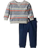 Splendid Littles - Reverse Print French Terry Pants Set (Infant)