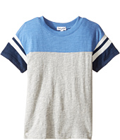 Splendid Littles - Short Sleeve Football Tee (Little Kids)