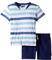 Splendid Littles - Reverse Print Stripe Set (Infant)
