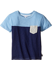 Splendid Littles - Short Sleeve Pocket Tee (Little Kids/Big Kids)