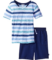 Splendid Littles - Reverse Print Stripe Set (Toddler)