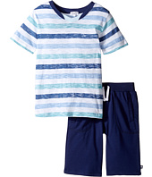 Splendid Littles - Reverse Print Stripe Set (Little Kids/Big Kids)