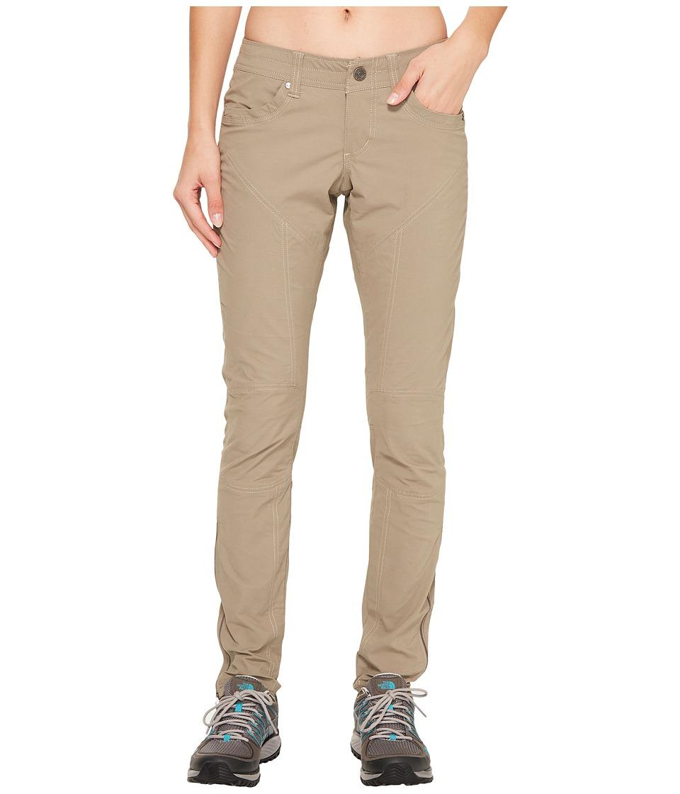 KUHL Inspiratr Ankle Zip Pants (Khaki) Women