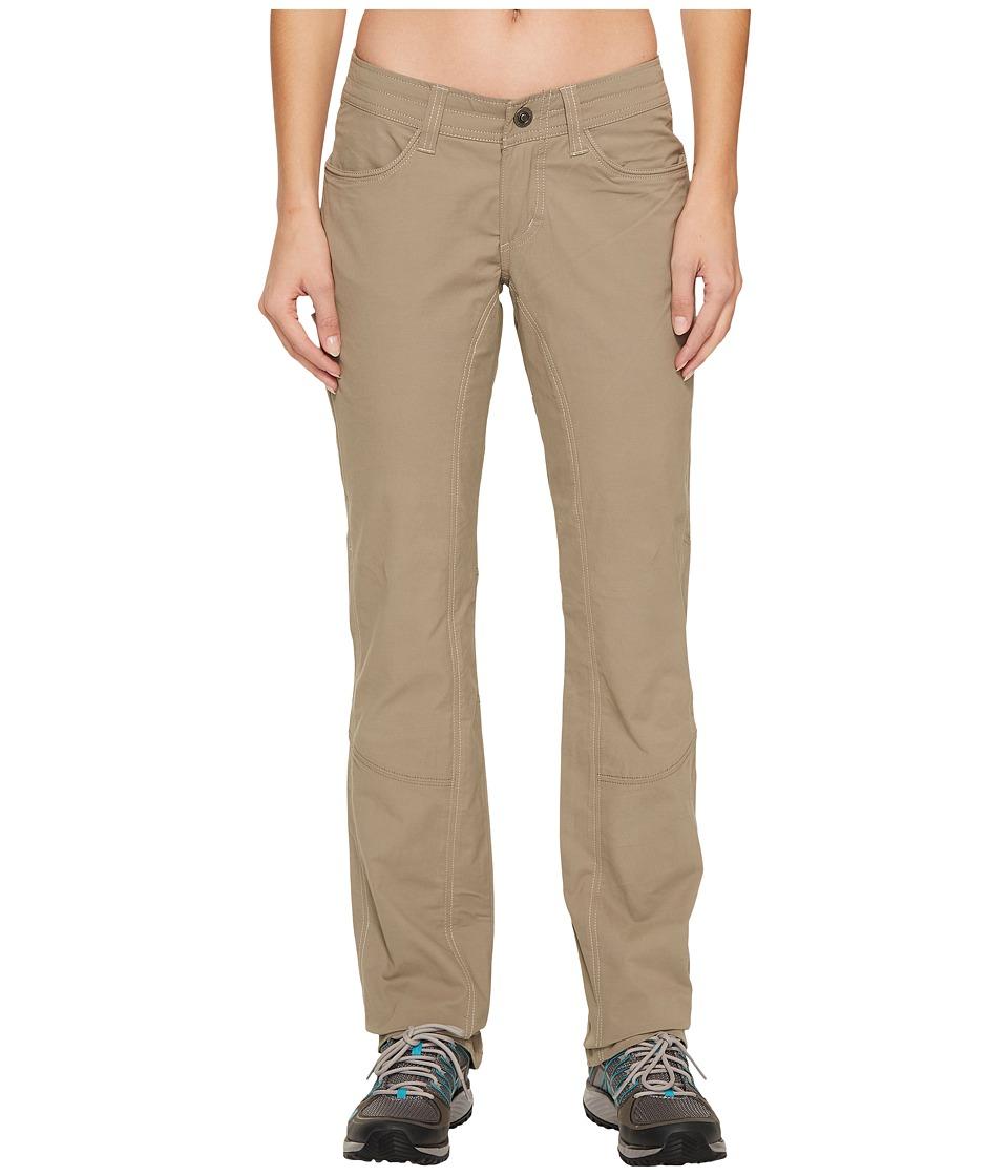 KUHL Inspiratr Straight Pants (Khaki) Women