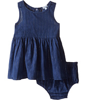 Splendid Littles - Tie-Dye Tank Top with Lurex Stripe Dress (Infant)