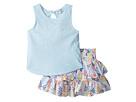 Splendid Littles - Tank Top All Over Print Skirt Set (Toddler)