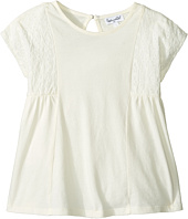 Splendid Littles - Short Sleeve Eyelet Knit Top (Toddler)