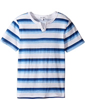 Splendid Littles - Ombre Printed Stripe Tee (Little Kids/Big Kids)