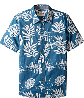 Vans Kids - JT Solana Short Sleeve Woven Shirt (Big Kids)
